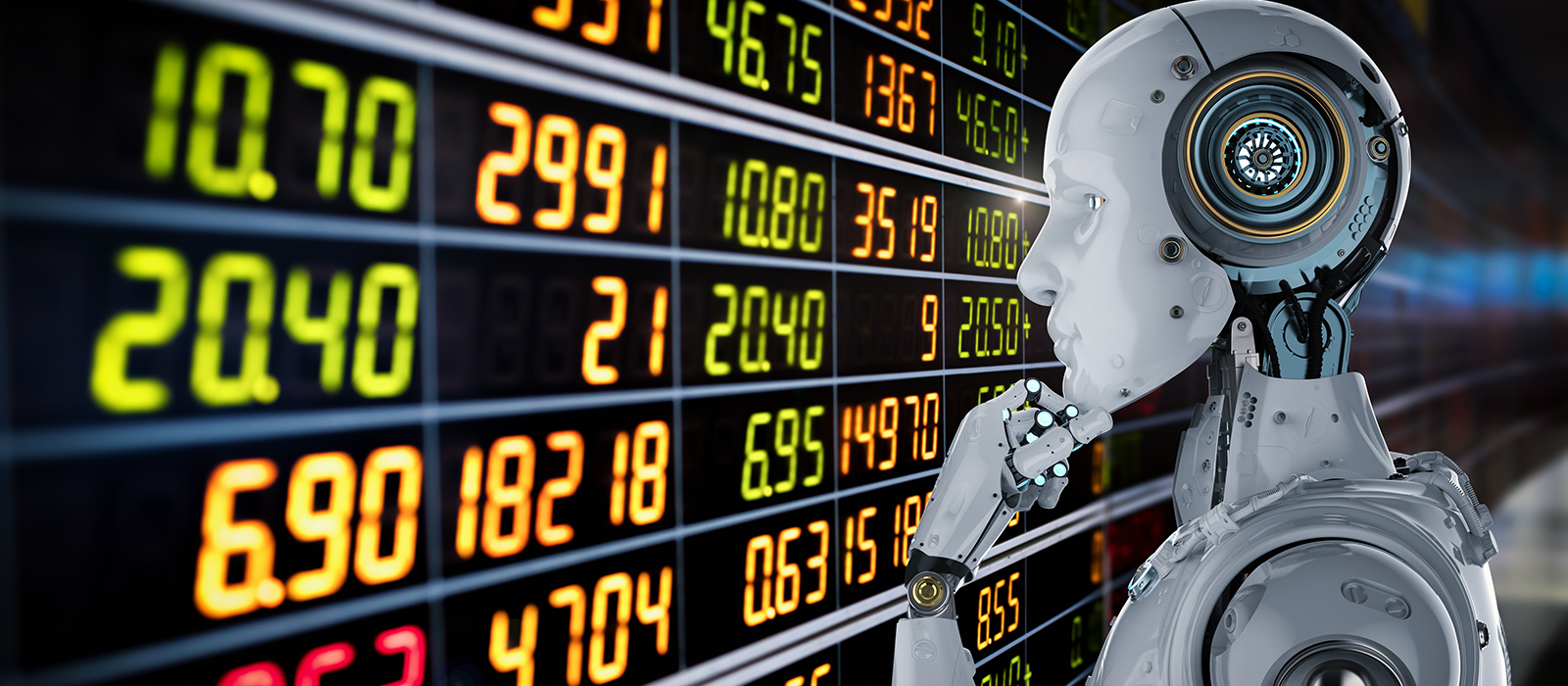 Rise of the Machines: AI and Investing