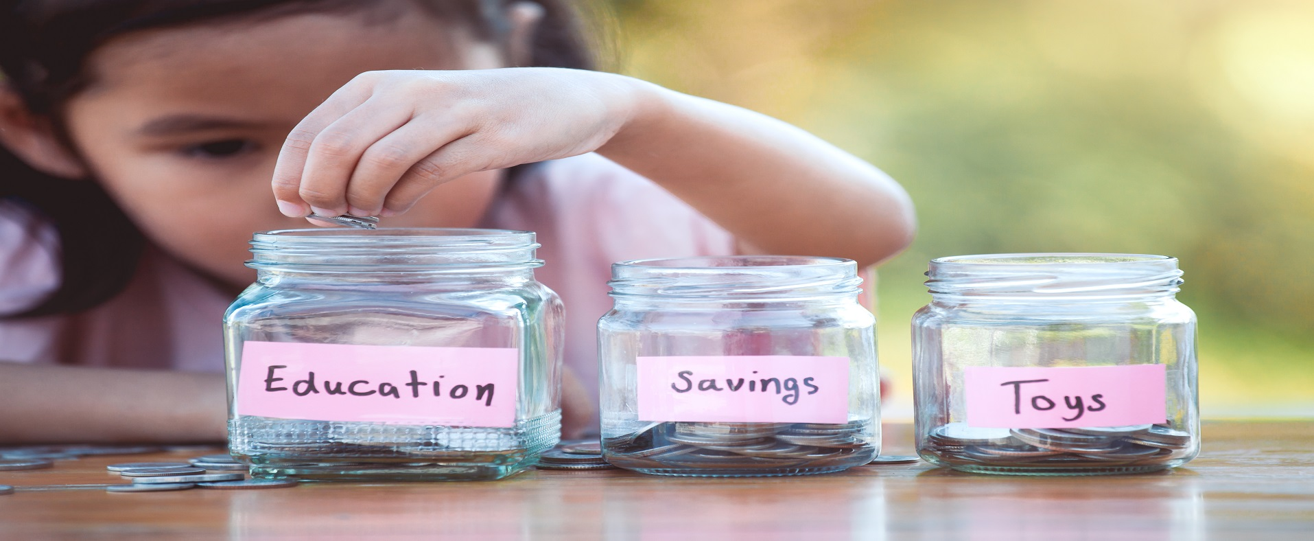 Ways to Teach Children Money Skills from a Young Age