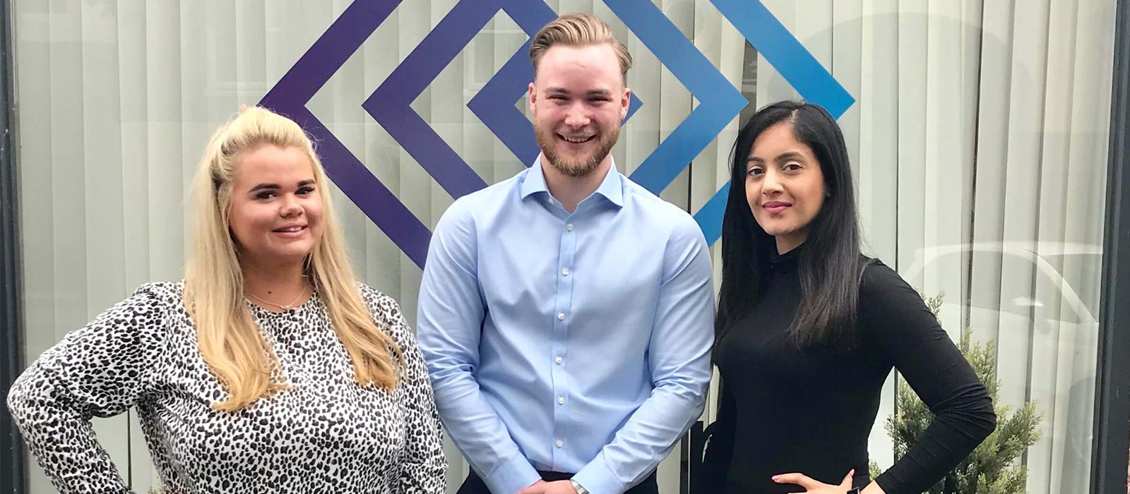 Meet the team – Investor Relations